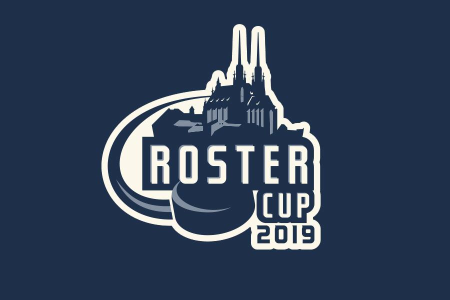 ROSTER CUP 2019 - hokejový turnaj amatérských hráčů