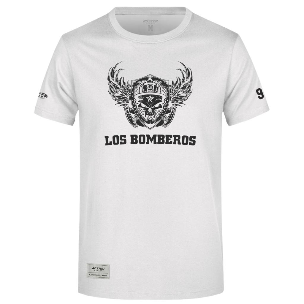 TRIČKO LOGO LOSBOMBEROS