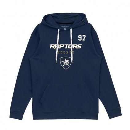 mikina roster hockey mh raptors blue 01