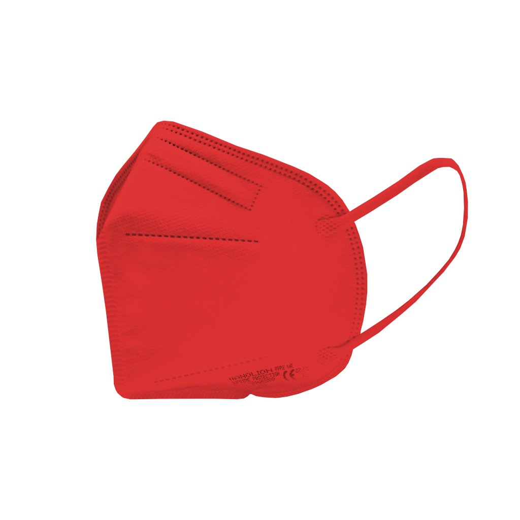 respirator nanolion cervena