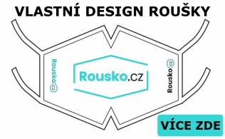 Vlastní design roušky