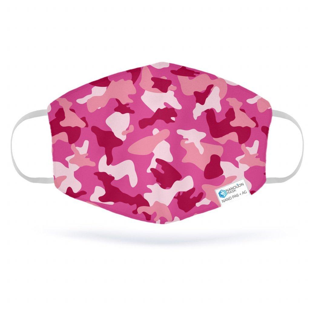 2051 3 pink camo