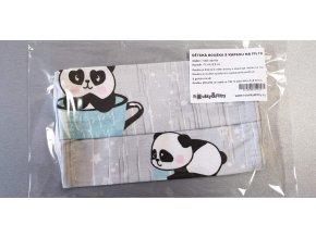 Rouska detska 05 Panda