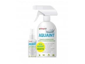 Aquaint 100% ekologická čisticí voda 500 ml+DÁREK Aquaint 50ml