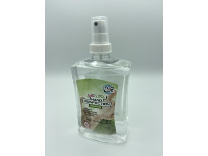 disiCLEAN HAND DISINFECTION (500ml)
