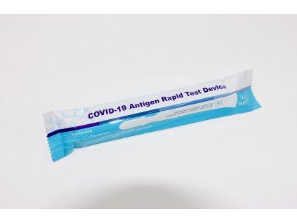 ECOTEST Covid-19 Ag Rapid Test ze slin 1ks - URČENÝ PRO SAMOTESTOVÁNÍ