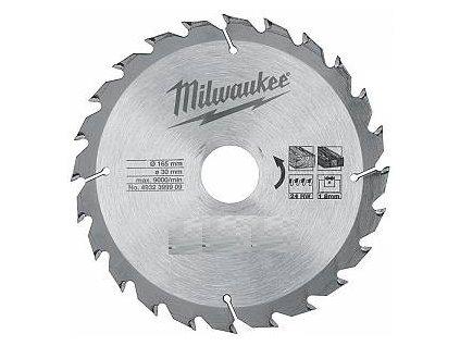 Milwaukee pilový řezný kotouč 190/30/24z