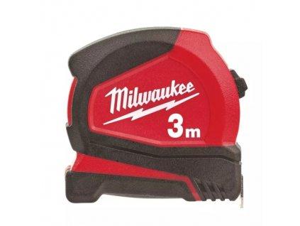 Milwaukee profesionální měřící pásmo 3m