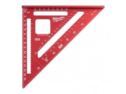 Tesařský ůhelník metrický, 18 cm