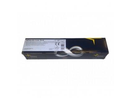Elektrody Bohler FOX 7018 - 2,0 x 250 mm (2,8 kg)