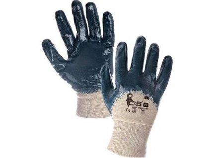 """Povrstvené pracovní rukavice JOKI, 8"""""""
