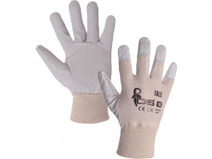 """Kombinované pracovní rukavice TALE, 10"""""""