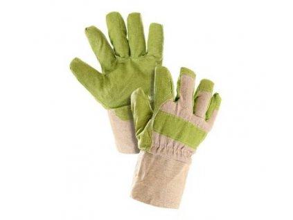 """Kombinované zimní pracovní rukavice NERO WINTER, 11"""""""