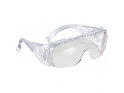 ochranné brýle VISITOR, čirý zorník