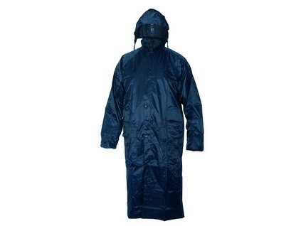 Voděodolný plášť VENTO, modrý