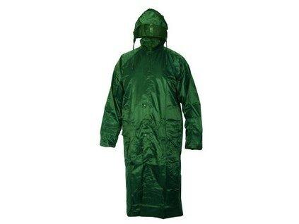 Voděodolný plášť VENTO, zelený