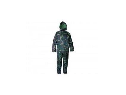 Voděodolný oblek PROFI, maskáčový