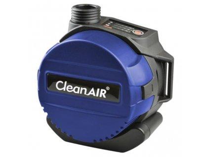 CleanAIR Basic EVO, opasek, nabíječka, Li-Ion akumulátor, částicový filtr, průtokoměr