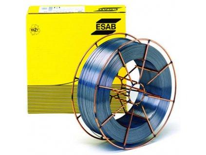 Svařovací drát OK Aristorod 55 - 1,0 mm (18 kg cívka)