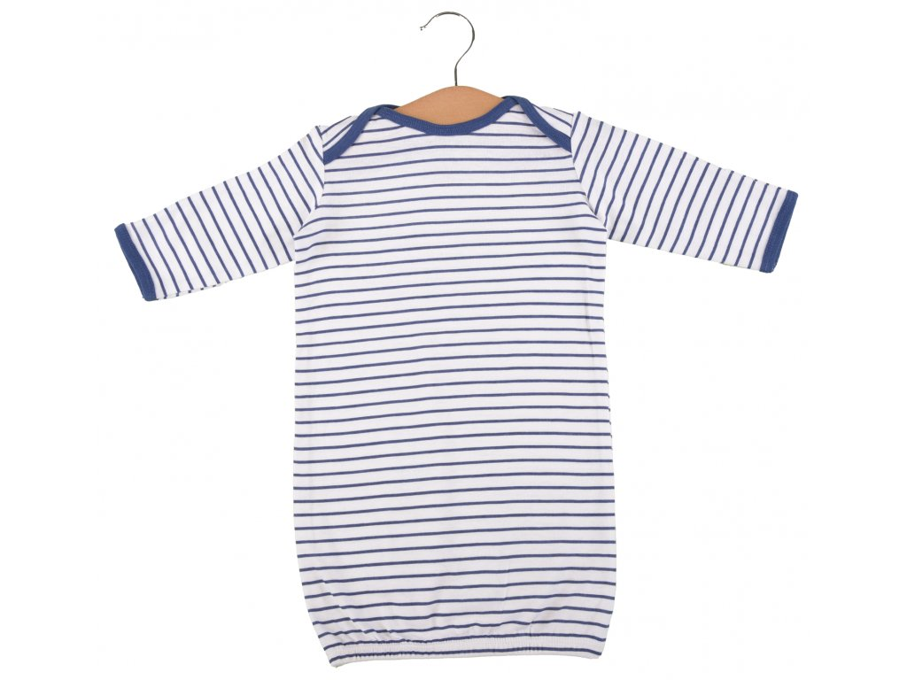 Bavlněná kojenecká noční košilka, Hunter