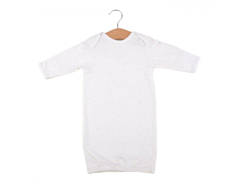 bavlněná kojenecká noční košile, Sunshine