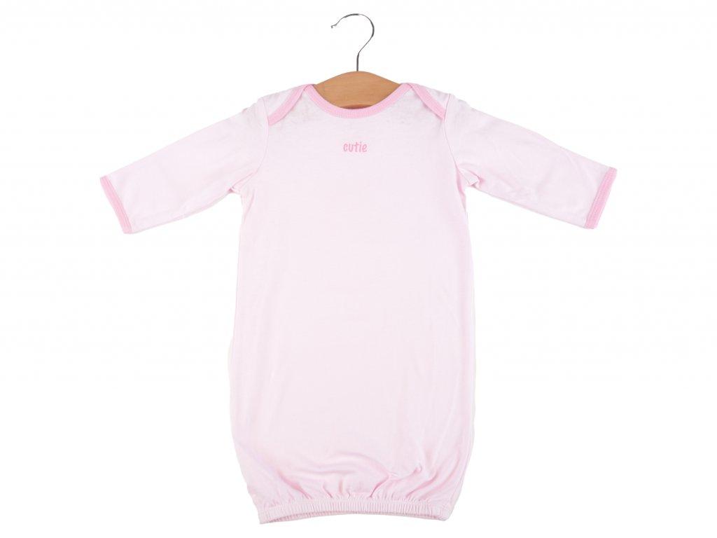 Bavlněná kojenecká noční košilka, Cutie