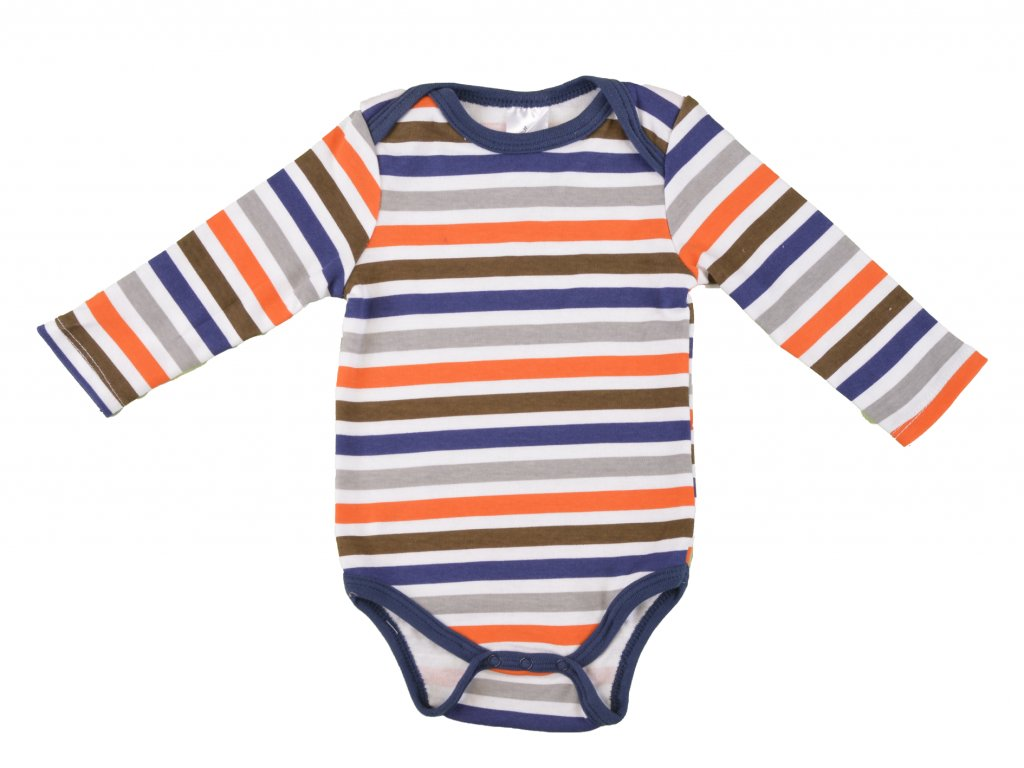 Bavlněné kojenecké body, Dominic