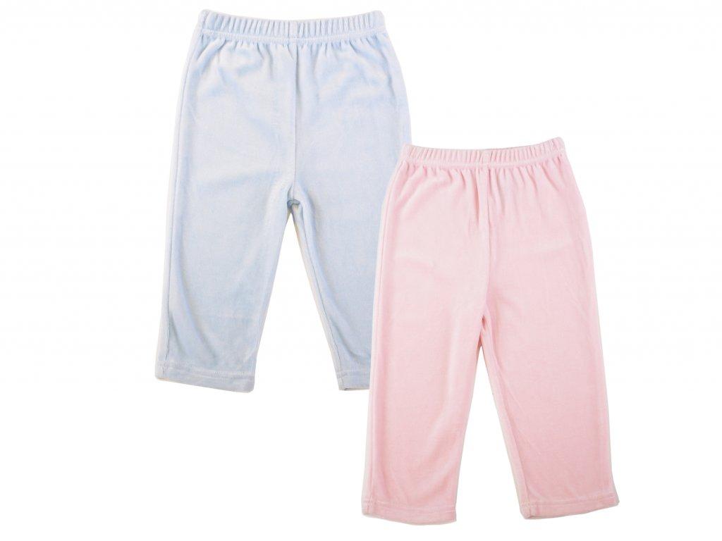 sametové kalhoty