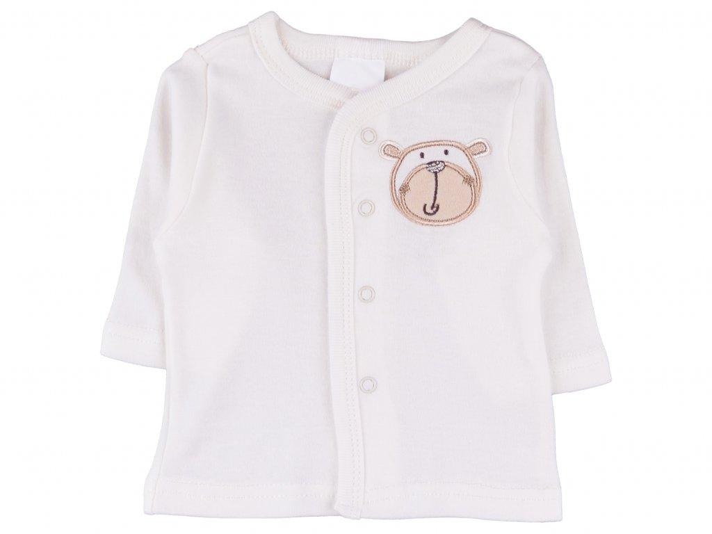 Bavlněný kojenecká set, 8 ks, medvídek3