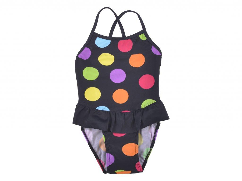 Dívčí plavky, dots,new
