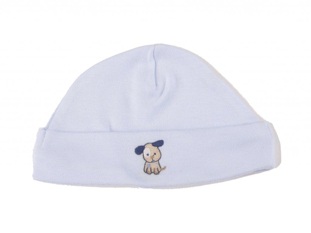 Bavlněná čepice, pejsek