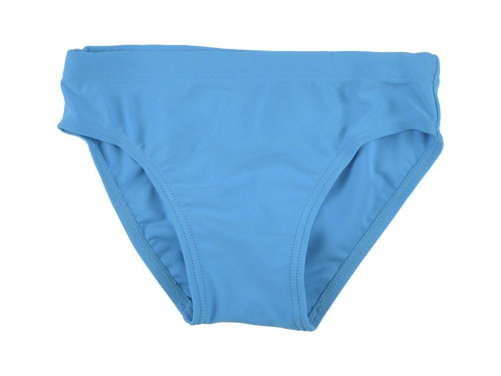 chlapecké plavky, slipové, světle modré