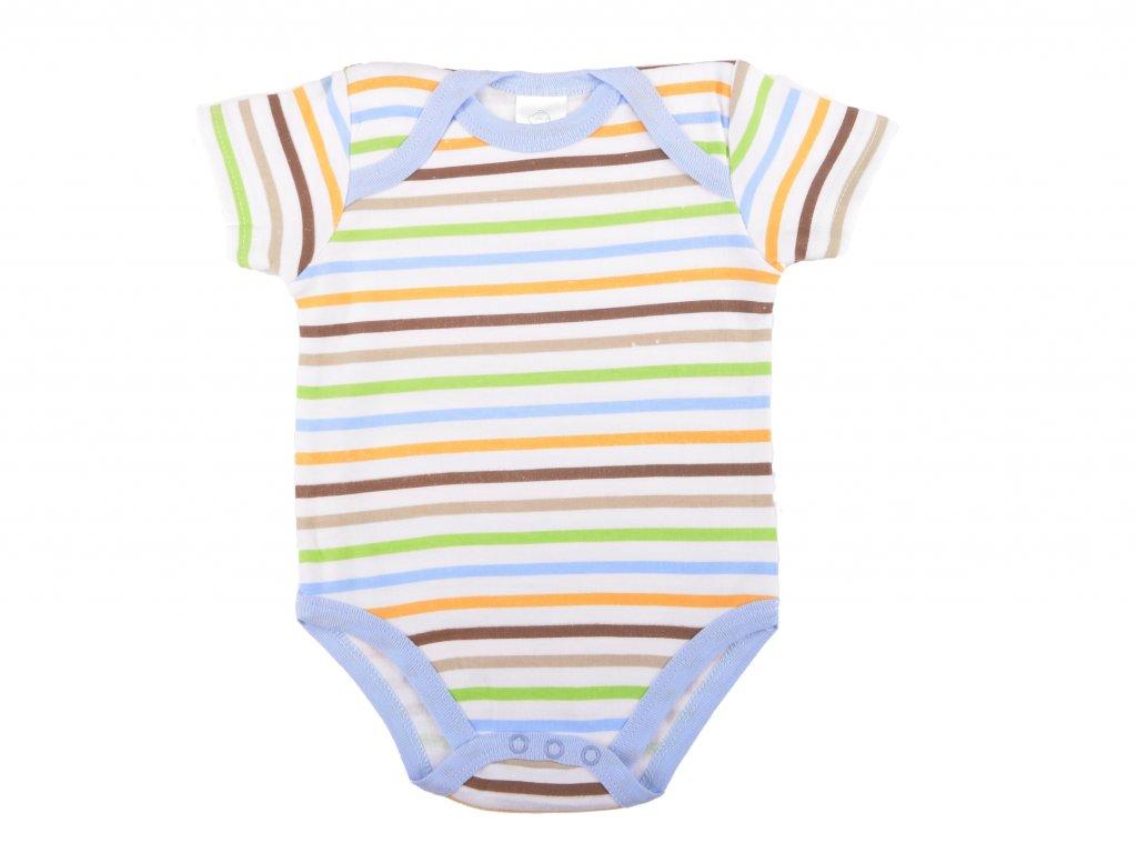 Bavlněné kojenecké body, Bennett