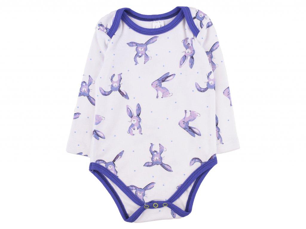 Bavlněné kojenecké body, Avery2