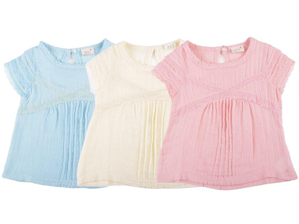 Dívčí lehké letní šaty, Grace, celek