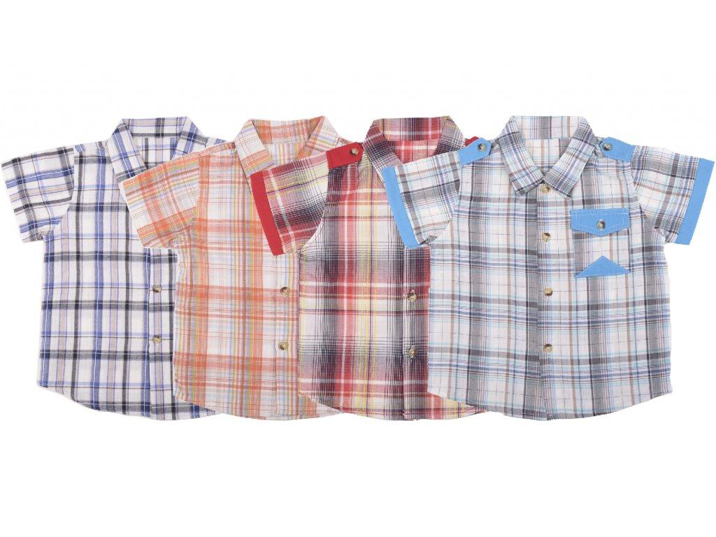 letní clapecká košile, Wesley