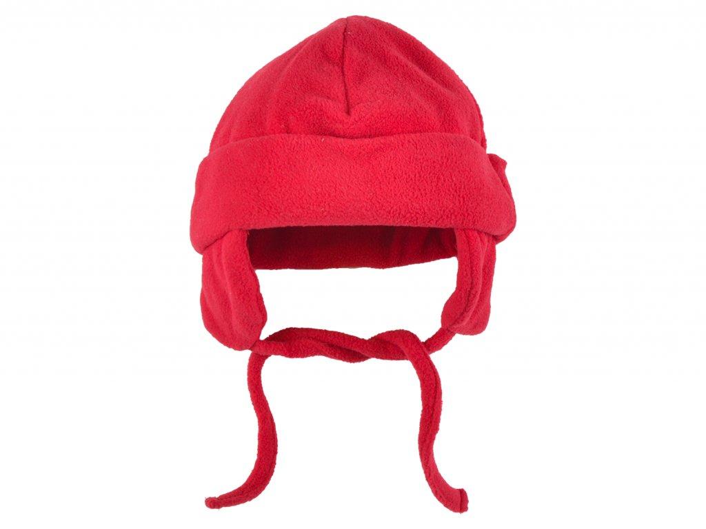 Kojenecká fleecová zimní čepice, zvlášť