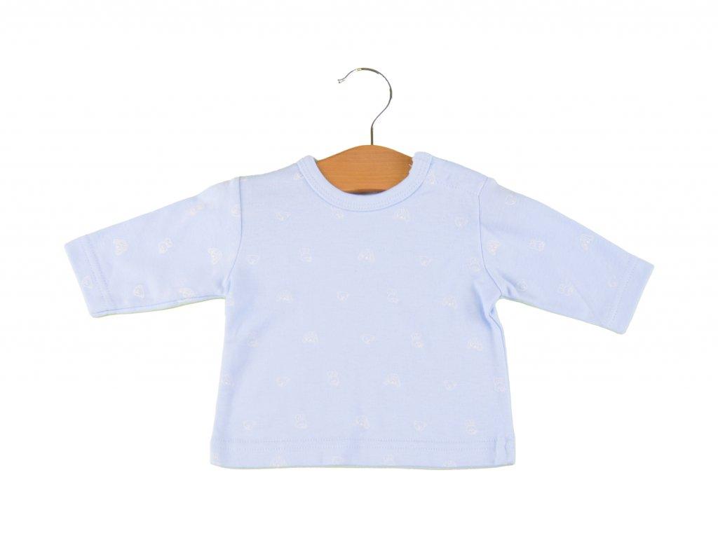 Kojenecké bavlněné triko, Hayden