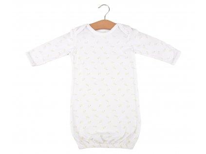 Kojenecká noční košilka, bavlněný, želvičky1