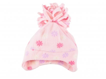 Kojenecká fleecová čepice, zimní, Astrid