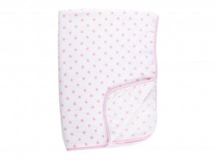 Plyšová deka, 80x100cm, Dana