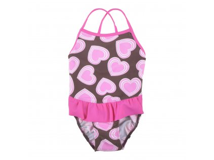 Dívčí plavky, srdíčka, Daisy,new