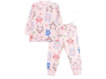 Bavlněné pyžamo, dětské, celek