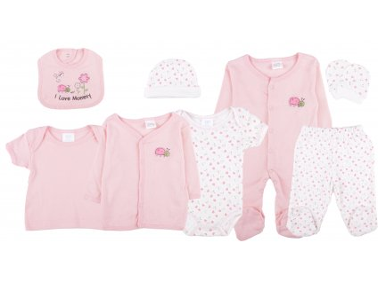 Bavlněný kojenecký set, mommy, celek