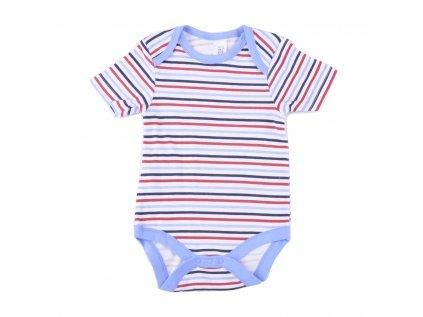 Bavlněné kojenecké body Liam