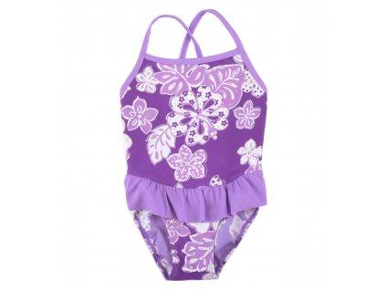 Plavky fialka, dívčí