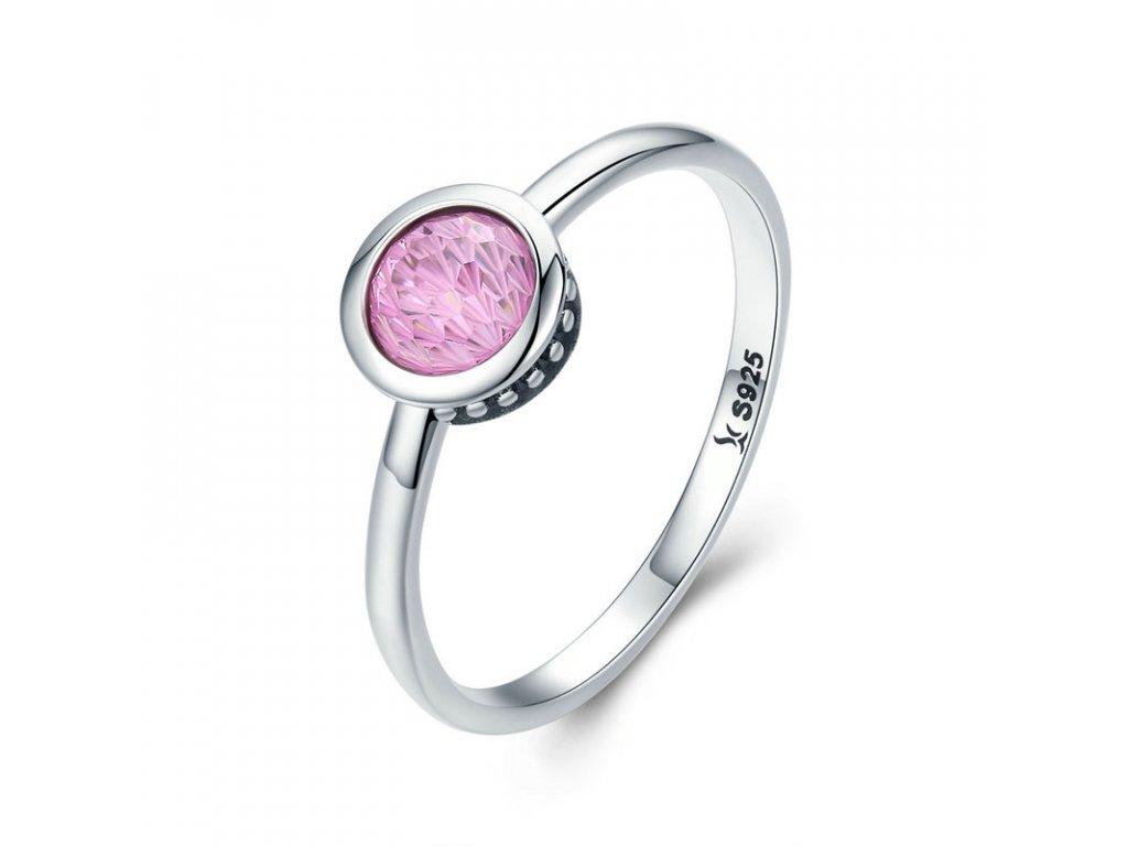 Royal Fashion prsten Zářivá kapka SCR237