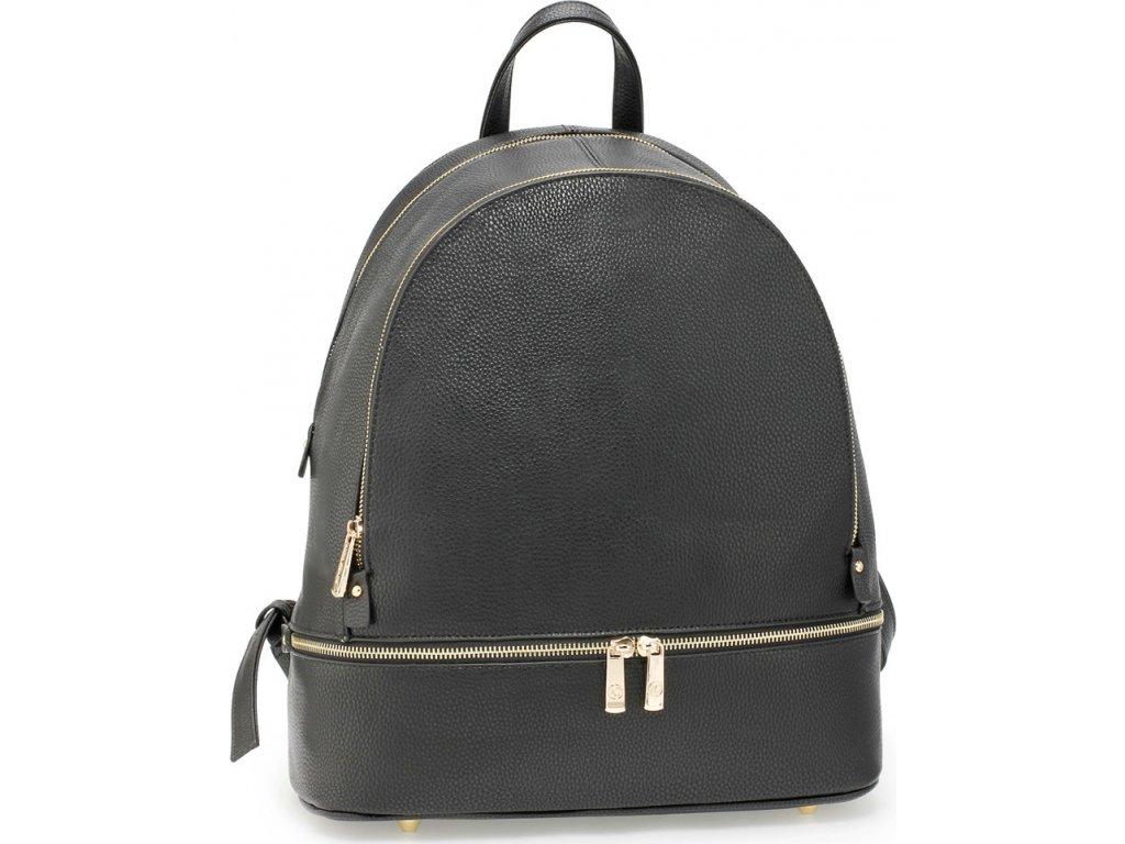 Anna Grace dámský batoh AG00171_BLACK černý