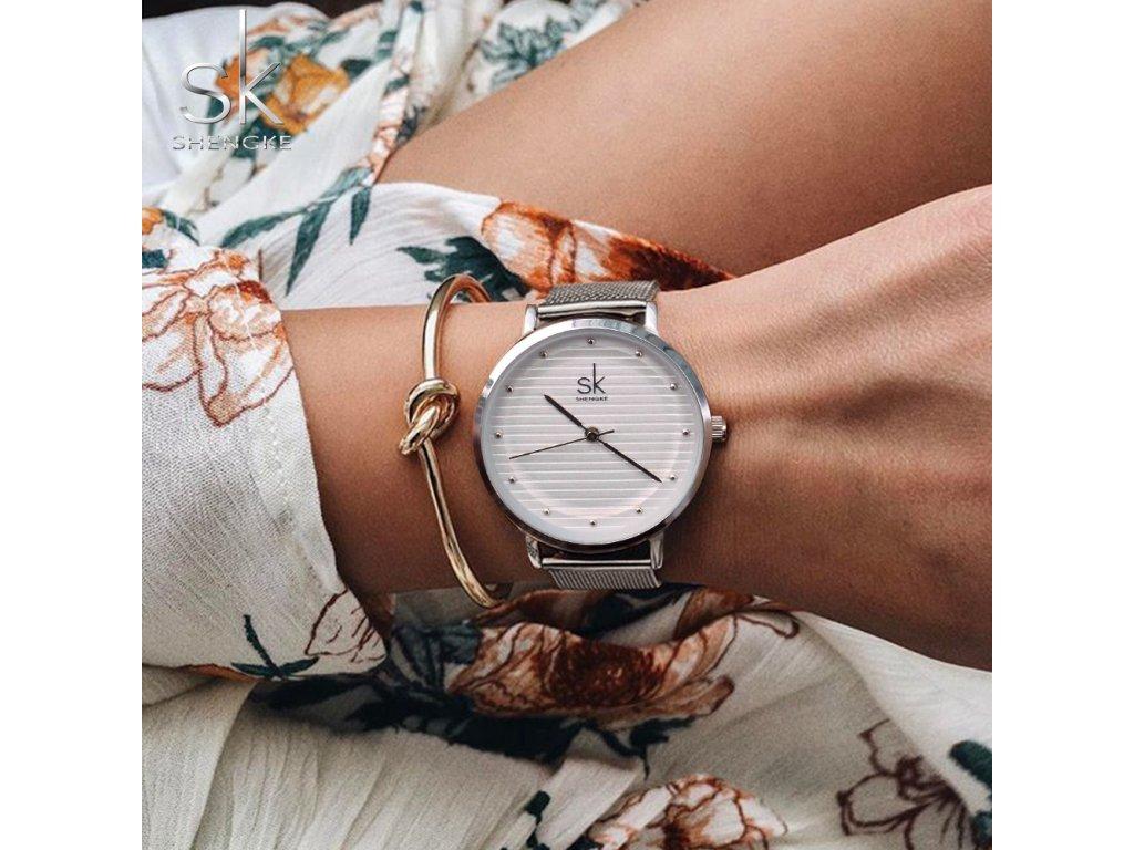 b28f2d12a SK Shengke hodinky Fashion Silver K0049_SILVER · SK Shengke hodinky Fashion  Silver K0049_SILVER ...