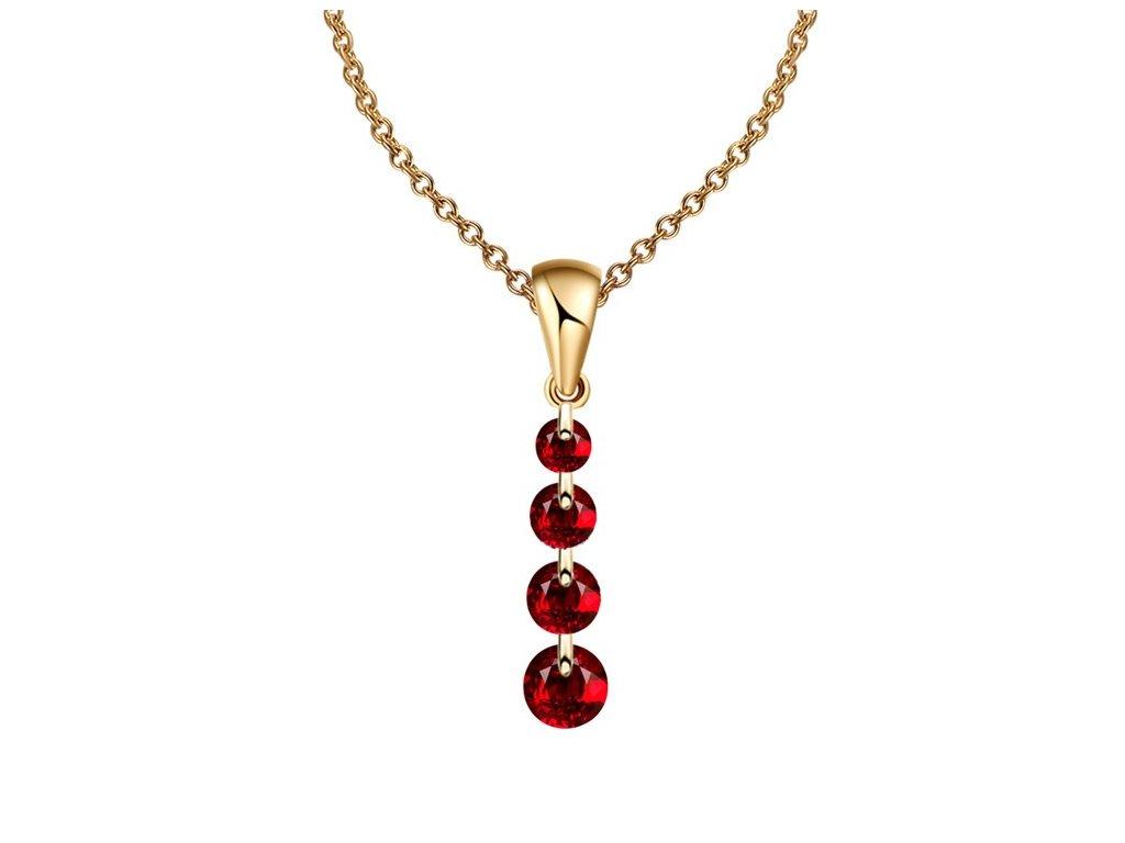 17KM náhrdelník Chance ND0110